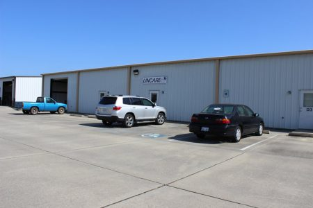 Warehouse space for medical supply business