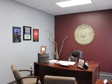 Office Interior Space for Rent