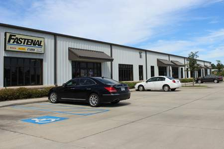 Office Warehouse Commercial Property with Dock Height