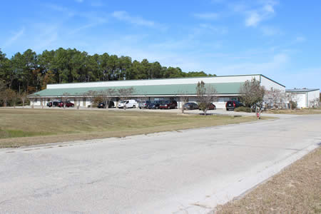Industrial building for rent in Gulfport